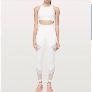 Lululemon forget the sweat 7/8 tight